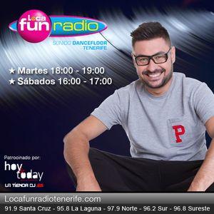 Jacobo Padilla Loca FunTF Programa 002 Martes 8 Enero 2013