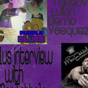 Mixtape Takeover: Demo Vasquez & Interview with Mac Tobhala