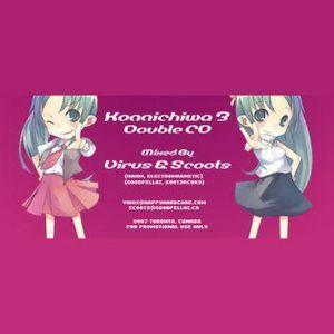 Virus & Scoots - Konnichiwa 3 CD 1