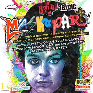 MashuParty #44 Special Edition Beatburguer Mixtape