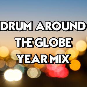 FuckerHeadz-Drum Around The Globe #125 (YEAR MIX)