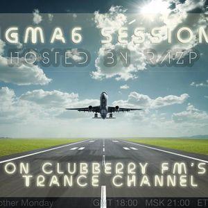 Razp - Sigma 6 Sessions 028 (Clubberry.FM) [08.11.2010]