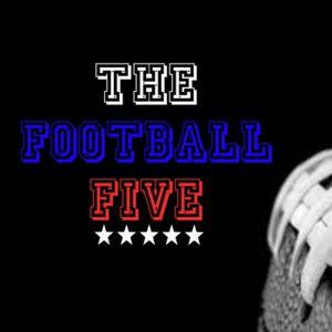 The Football Five # 14:  Steelers winstreak, Zeke vs. Dak for MVP? More