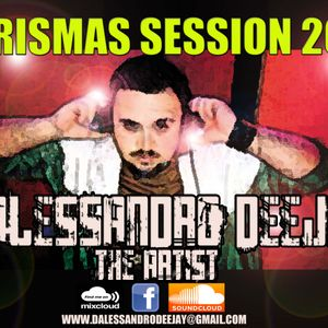 Merry Chrismas 2013 mixed by deejay Dalessandro