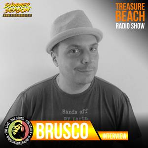 Treasure Beach radio show - Depa - Ospite BRUSCO