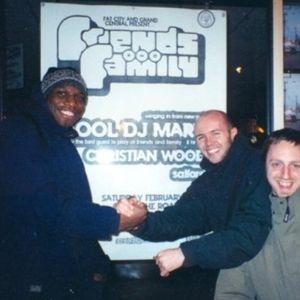 Qool DJ Marv Live @ Friends & Family @ The Roadhouse, Manchester, UK, | 3000 Miles V2