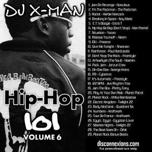 Hip-Hop: 101 - Volume 6
