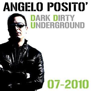 ANGELO POSITO DJ - Dark Dirty Underground (07-2010)