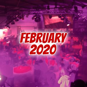 February 2020 (80's, Pop, Rock, Dance, Hard dance)
