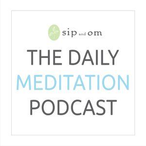 743 Create Your Inner Zone Meditation + Peppermint Tea