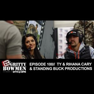 EPISODE 100: Ty & Rihana Cary & Standing Buck Productions