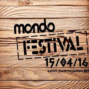 NoeBeat MONDO FESTIVAL