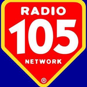radio 105 - night dance - 13-04-97 - maurinaz