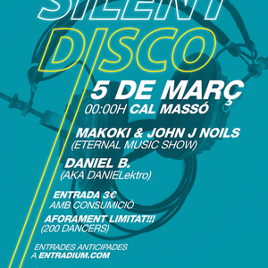 Silent Disco Perejil´s Sounds Reus - Daniel B. - 2016-03-05