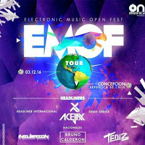 T-Madness DJ EMOF Contest MIX