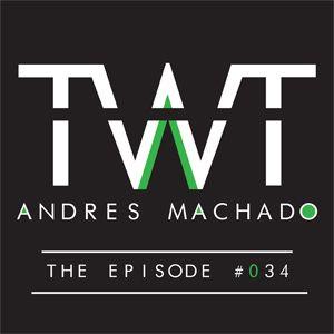 Andrés Machado's TranceWorld Tunes #034 with Cramp as Guestmixer (13th & 15th May 2012)