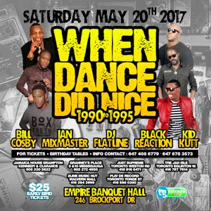 When Dance Did Nice 20 Promo Mix [May 20th, 2017] (((DL Link In Description)))