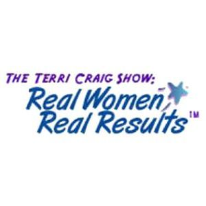 The Terri Craig Show: Real Women - Real Results with Cherie Mathews of HealInComfort.com