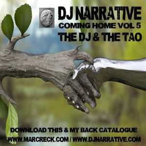 Coming Home Vol #5 - The Dj & The Tao