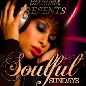 DJAROMA PRESENTS DEEP AFRICAN SOULFUL SUNDAY'S VOL1