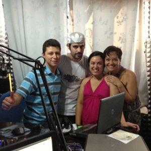 24-07-2013 - Entrevista a Nacidos de la Tierra en El Gallinero - Radio La Suegra (Madrid - España)
