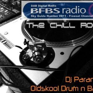 Paranoid's Oldskool Liquid dnb funk Mix<>BFBS Radio<>100% VINYL