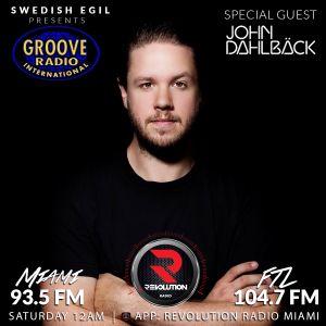 GROOVE RADIO INTERNATIONAL MAR 5
