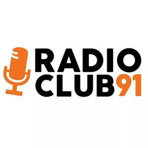 Carlo Lucarelli @Radioclub91 intervistato da Janpa & Marta