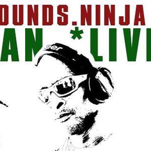 sound ninja  podcast  DJ Tran  01