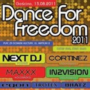 Dance For Freedom 2011 Gościno Vol. 5 - Megamix