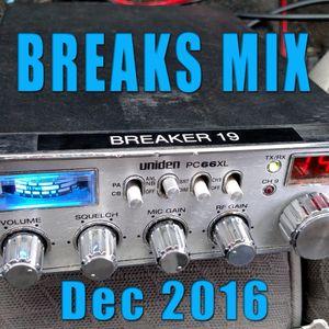 Breaker-One-Nine - Breaks Mix