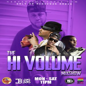 The Hi Volume Mixshow 4-24-17
