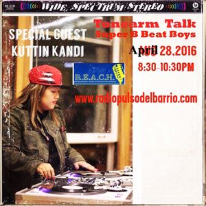 Tonearm Talk - Kuttin Kandi - DJing - Bambaataa Allegations