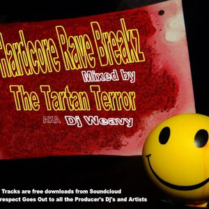 Tartan Terror aka weavy Rave Breakz mix Oct 2012