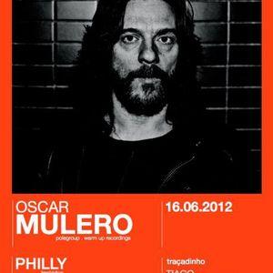 Oscar Mulero - Live @ Gare909 #1, Gare Club, Porto, Portugal (16.06.2012) (Parte 2)