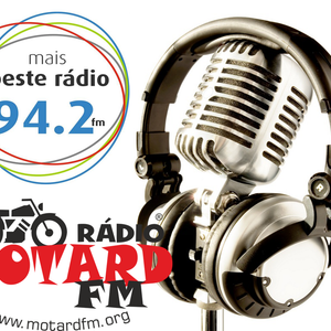 Compacto Motard FM na Mais Oeste Rádio 94.2 FM 17 de Junho 2016