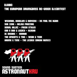 Djubei Ft.Pietonu : The European Drum&Bass Re-Union Minimix