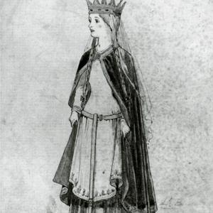 4 - Matilda of Flanders (2): Queen of England, Regent of Normandy