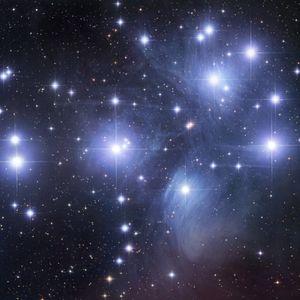 Alkyone-Pleiades my Home