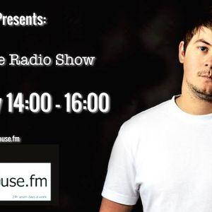 The Waxgroove Radio Show on 54house.fm 24/10/15 W/ ARKAY