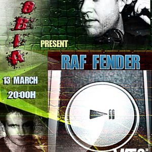 Raf Fender - PHOBIA 005 Guest Mix @ Vibes Radio Station 13 March 2011