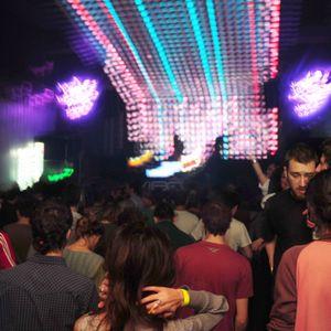 DJ Latam mixing at Studio Martin 9 dec 2011 (part 2 cut from set) - Atma 3rd album release party
