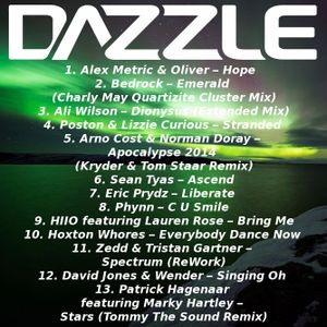 Dazzle's Monthly Forcast wk 22 2014