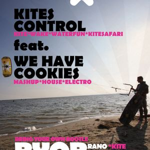 We Have Cookies feat. Kitescontrol vol1
