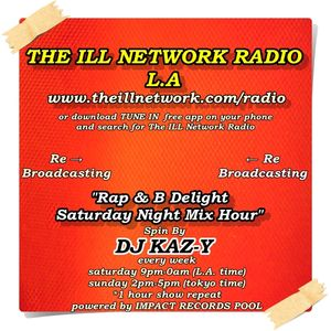 THE ILL NETWORK RADIO LA 11.05.2011. vol.30