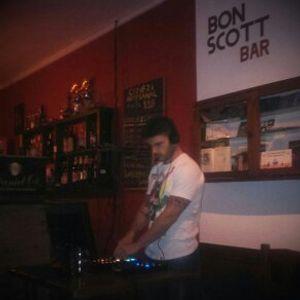 Mezcla Progressive parte 1 / 19-03-2016  Bon Scott Bar