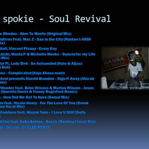 Dj spokie - Soul Revival