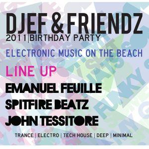 EF @ DJEF & Friendz 2011 (www.djef.net)