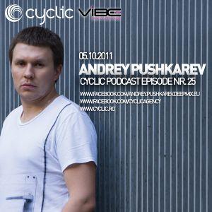 Cyclic Podcast Episode Nr 025 - Andrey Pushkarev - 05.10.2011