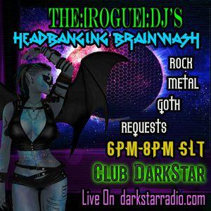 [11.6.2017] The Rogue DJ's Headbanging Brainwash [www.darkstarradio.com